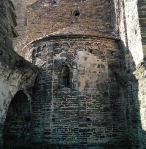 Absis Sant Pere de Casserres