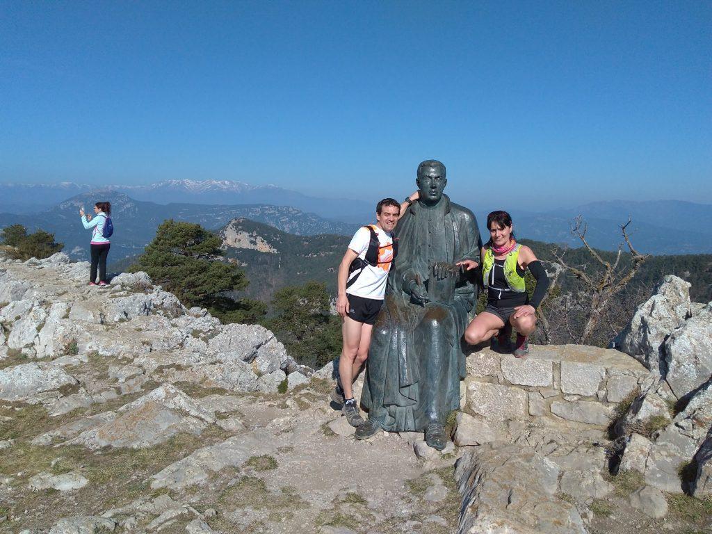 Corredors dalt de la Mare Déu del Mont