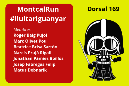 MontcalRun #lluitariguanyar
