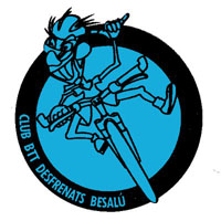 Logo Desfrenats de Besalu