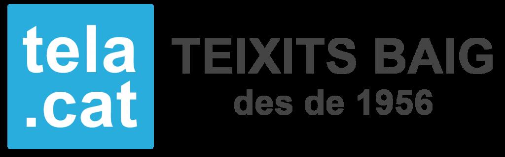 Logo Teixits Baig
