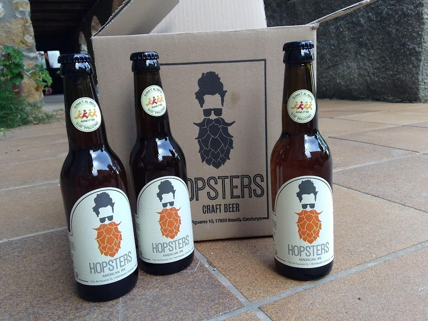 Cerveses Hopsters solidaries
