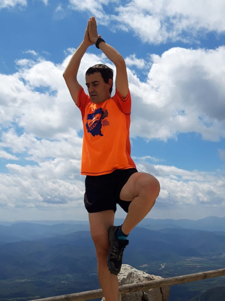Ioga al Mont