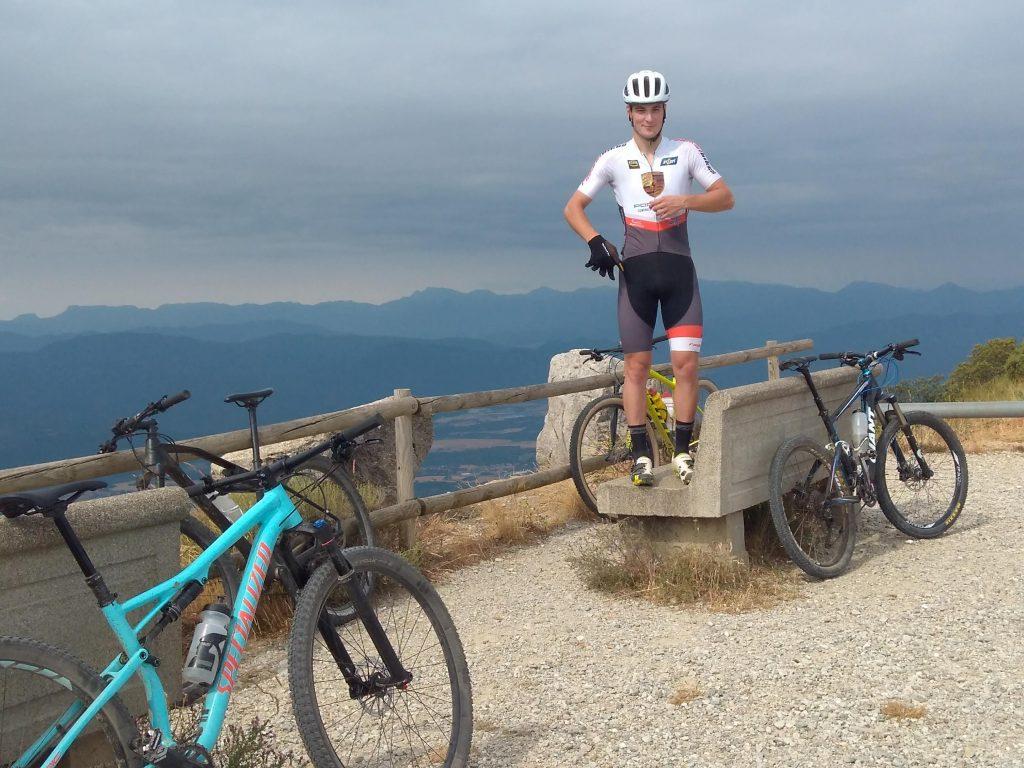 Xavi al Mont