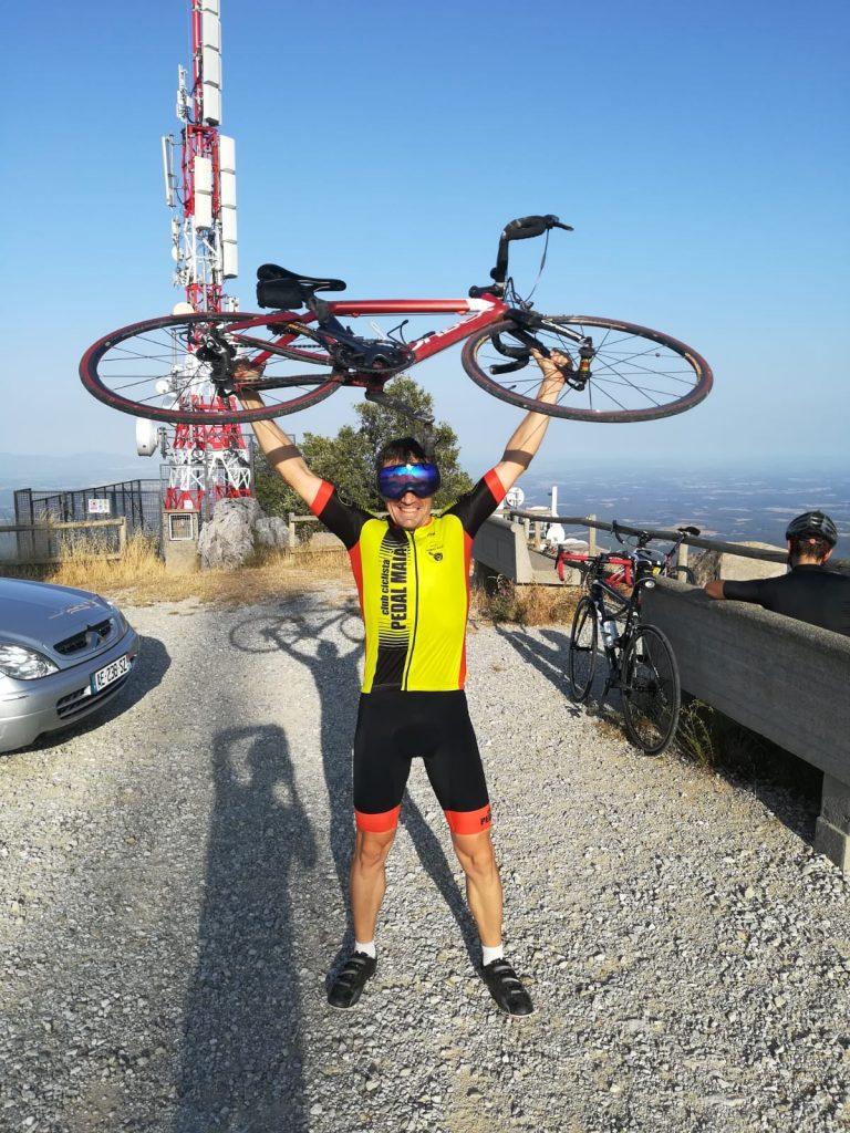 Roger guanyador al Mont