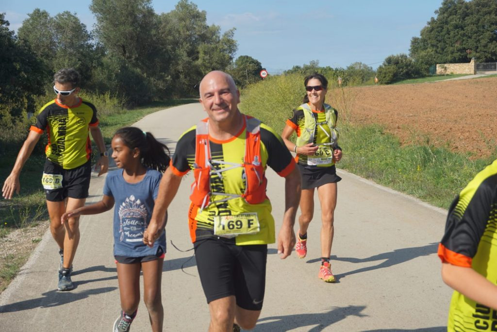 Equip MontcalRun a l'Oncotrail 2019