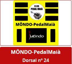 Dorsal oncotrail Möndo-PedalMaia