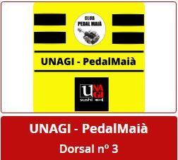 Donació solidaria a Unagi_PedalMaià